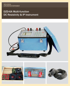 Underground Water Detector Multi-Function DC Resistivity & IP Instruments Metal Detector pictures & photos