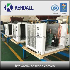 Semi-Hermetic Box Type Condensing Unit with Bitzer Piston Compressor