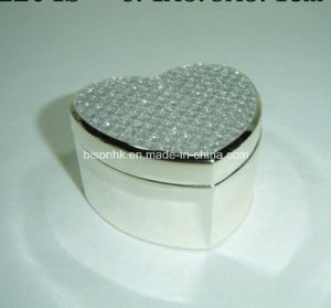 Hot Sale Heart Shaped Jewelry Packaging Box From China pictures & photos