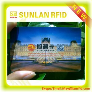 Low-Cost Proximity Card /Blank Identity Card/Smart PVC ID Card/RFID Em Card/RFID Card with T5577 Chip/RFID Compatible Card/Blank Student ID Card/Staff ID Card pictures & photos