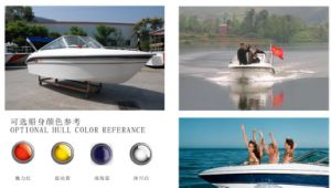 16ft Fiberglass High Speed Sport Boat pictures & photos