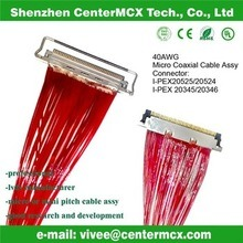 Lvds Cable Screen Factory LCD Flex Cable Ribbon pictures & photos