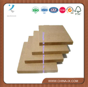 MDF or Melamine MDF for Furniture From China pictures & photos