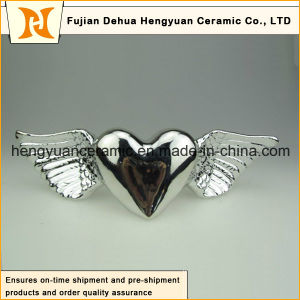 Lover Heart Shape Ceramic for Valentine Day Gift pictures & photos