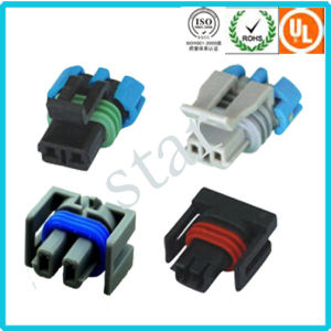 Delphi 2 Pin Car Light Plug Auto Wire Harness Connector china delphi 2 pin car light plug auto wire harness connector Wire Harness Assembly at creativeand.co