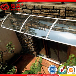 Manufacturer Price Solid Polycarbonate Awning Sheet pictures & photos