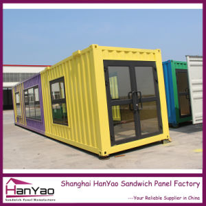 High Quality 20ft Customized Luxury Container House pictures & photos