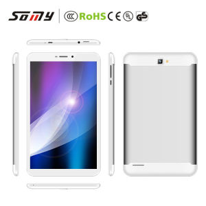 8 Inch Android Tablet PC with Mtk827, WiFi+GPS+Bt+HDMI