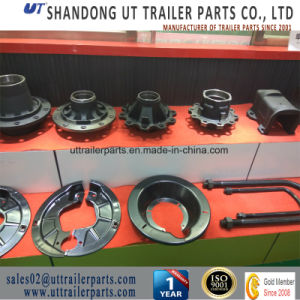 Brake Drum/Hub/Bearing and Other Axle Spare Parts/Semi Trailer Axle Parts pictures & photos