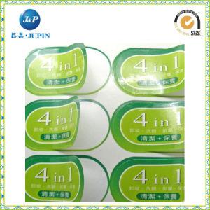 2016 Customized Logo Adhesive Sticker, Outdoor Sticker Vinyl, Die Cut Vinyl Sticker (JP-S116) pictures & photos