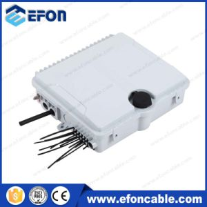 Gpon ONU 0.9mm Pigtail Fiber Optical Splitter Distribute Box (FDB-012C) pictures & photos