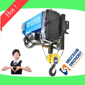 Monorail Hoist Electrical Hoist Winch Garage Hoist pictures & photos