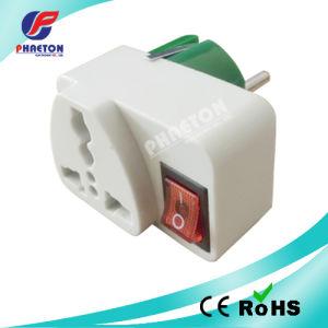 Power AC Plug Adapter EU Plug (pH3-1382) pictures & photos