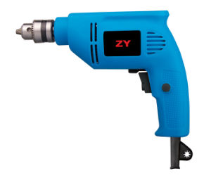 Professional Power Tool 10mm Electric Drill (ZY- 4011)