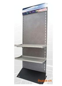 Grid Wall Hooks Wire Mesh Steel Gridwall Panel Stand Display Rack pictures & photos