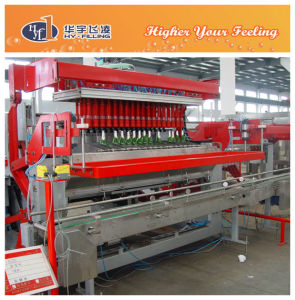 Hy-Filling mechanical Type Palletizer Equipment pictures & photos
