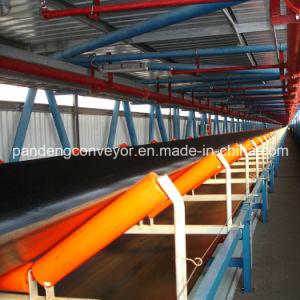 Textile Construction Fire-Resistant Conveyor Belt