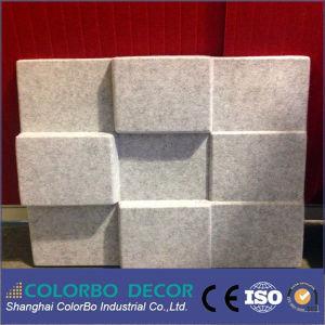 3D Soundproof Decorative Acoustic Panel pictures & photos