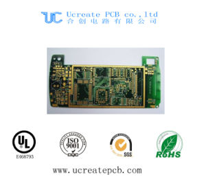 6 Layer High Quality PCB Printed Circuit Board with UL pictures & photos