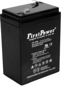Fire Alarm Back-up Battery (FP650) pictures & photos