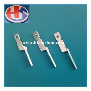 OEM Welcomed Electrical Plugs Pin with CE RoHS ISO9001 (HS-BS-0051) pictures & photos