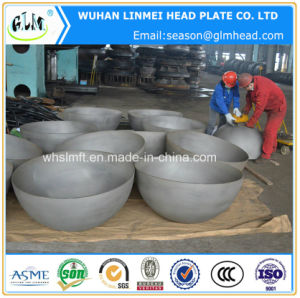 ISO 9001 China Factory Hemispherical Head for Pressure Vessel pictures & photos
