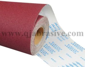 115mm*50m Sanding Cloth Roll / Flexible Abrasive Cloth Roll (JB-5)