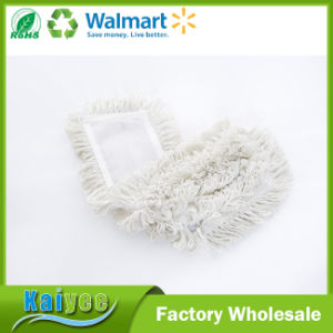 White Plush Cloth Cover, Cotton Yarn Floor Cleaning Mop Cloth pictures & photos