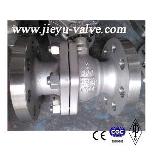 2PC API ANSI Stainless Steel CF8/CF8m/CF3/CF3m Ball Valve pictures & photos