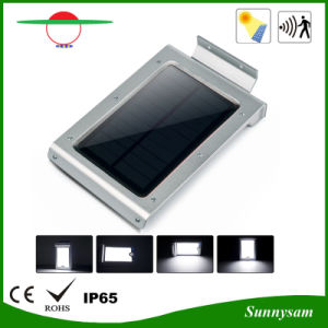 46 LED Ultra-Thin Solar Security Light for Garden Outdoor Path pictures & photos
