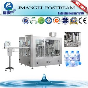 Full Automatic and Semi Automatic Complete Small Bottled Mineral Water Production Plant pictures & photos
