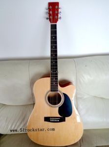 41′′ Acoustic Guitar Basswood Guitar
