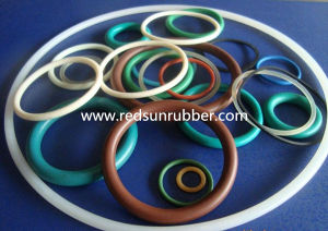 Various Size Silicone Rubber O Ring