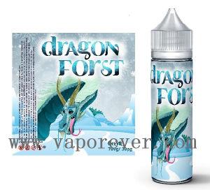 Vapor Electronic Pipe Liquid Fruit Flavor Sucrose Ejuice Vape Liquid Fresh Series 10ml/30ml Glass Bottle E-Liquid with High Vg pictures & photos