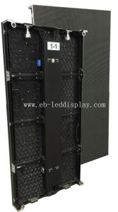 Super HD Thin Aluminum Cabinet 500*1000mm/500*500mm P3.91 pictures & photos