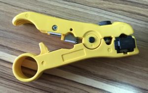 Rotary Coaxial Cable Stripper pictures & photos