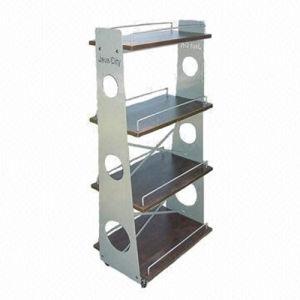 Wallet Display Stand/Wallet Display Shelf/Metal Rack pictures & photos