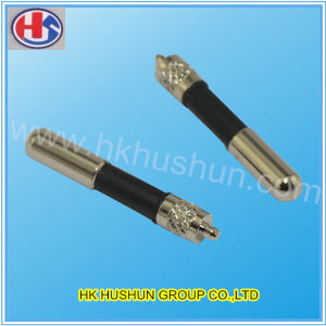 OEM Electrical Europe Plug Pins, Turning Parts (HS-BS-0074) pictures & photos
