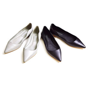 Sharp Toe Sexy Women Flats Lady Shoes