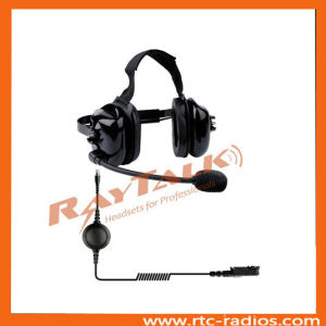 Heavy Duty Headset for Motorola Dp2000/Dp2400/Dp2600 pictures & photos