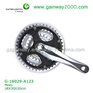Gw-16029-A123 Alloy Bicycle Spare Parts/Bike Chainwheel