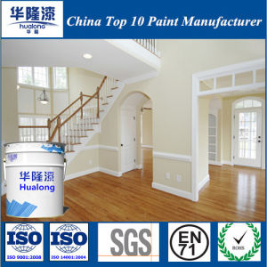 Hualong Beige Interior Latex Emulsion Wall Paint pictures & photos
