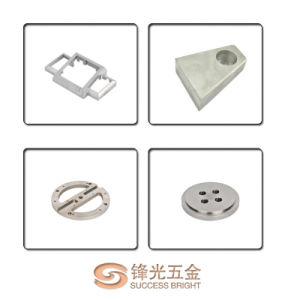 Precision Tolerance CNC Machined Parts pictures & photos