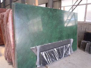 Evergreen Green Marble, Mable for Floors pictures & photos