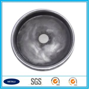 Deep Drawing Part High Manganese Steel Bolster Wear Bowl Liner pictures & photos