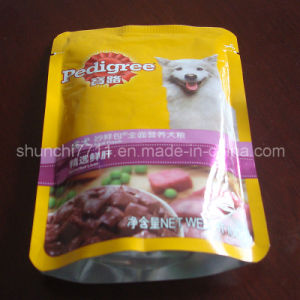 Plastic Vacuum Pet Food Bag pictures & photos