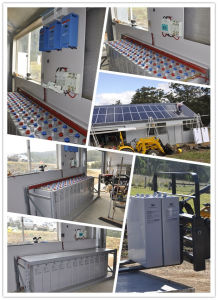 Solar Battery Opzv Tubular Gel Battery Opg2-420 (2V420ah) pictures & photos