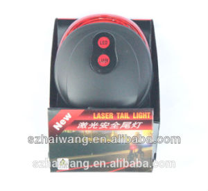 LED Laser Bicycle Rear Tail Light pictures & photos
