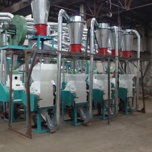Corn Mill Machine for Making Corn Flour pictures & photos
