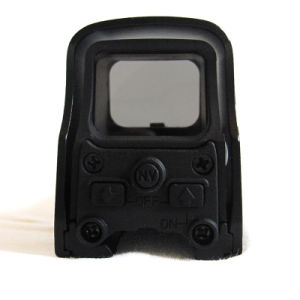 Airsoft 55X Style Red/Green DOT Reflex Sight pictures & photos